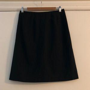 New York & Company black pencil skirt